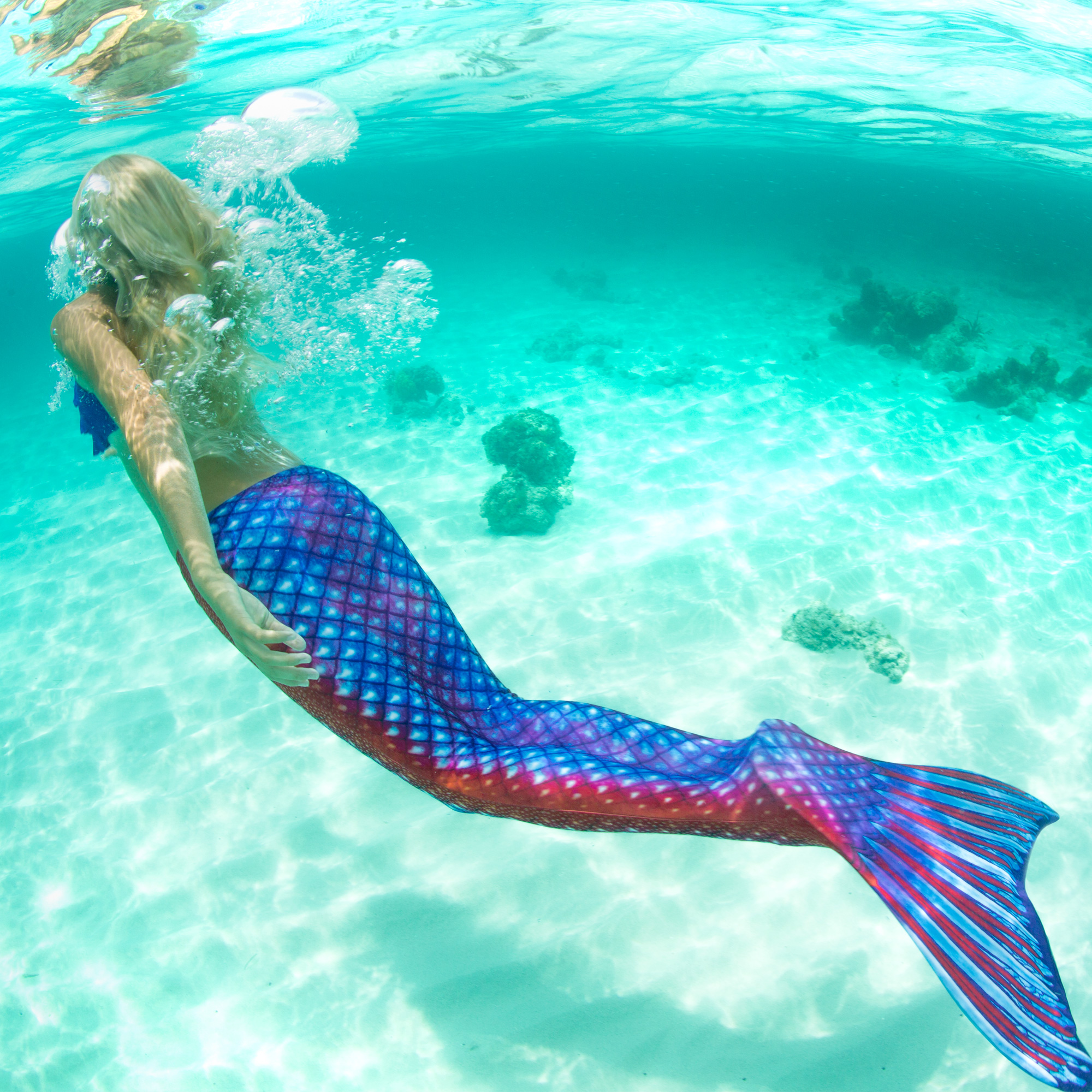 Kids-Mermaid-Tails-for-Swimming-Fin-Fun-Limited-Edition-With-Monofin