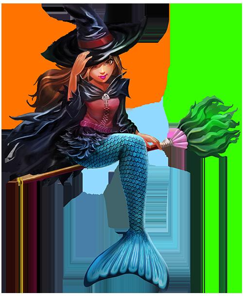 Mermaiden Mariana