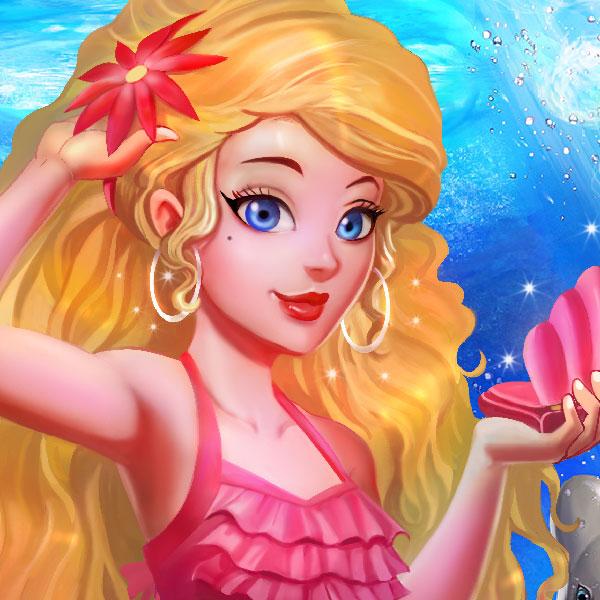 Mermaiden Waverlee