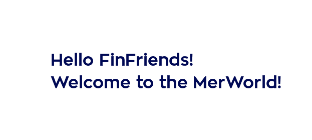 Welcome to the Merworld