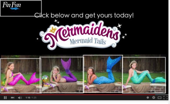 New Mermaid Video