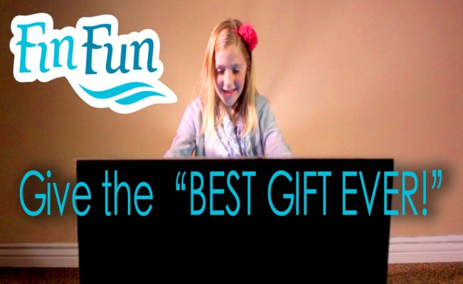 "Give the ""BEST GIFT EVER""!"