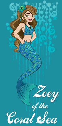 fin fun mermaiden zoey