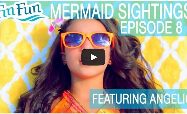 Mermaid Videos: Fin Fun World News – Episode 8