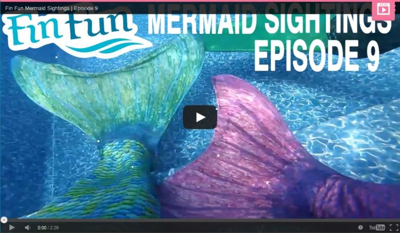 mermaid sightings
