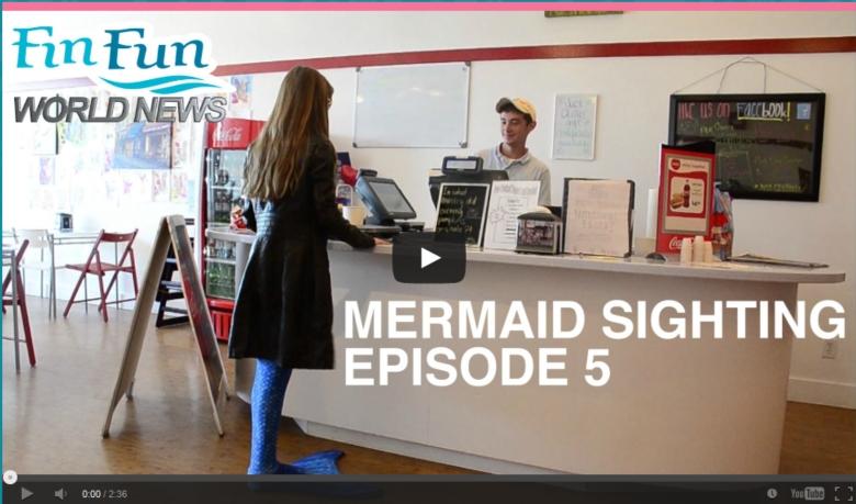 fin fun mermaid videos