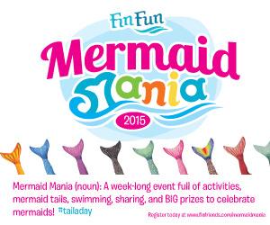 mermaid mania 2015