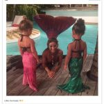 north west mermaid tail