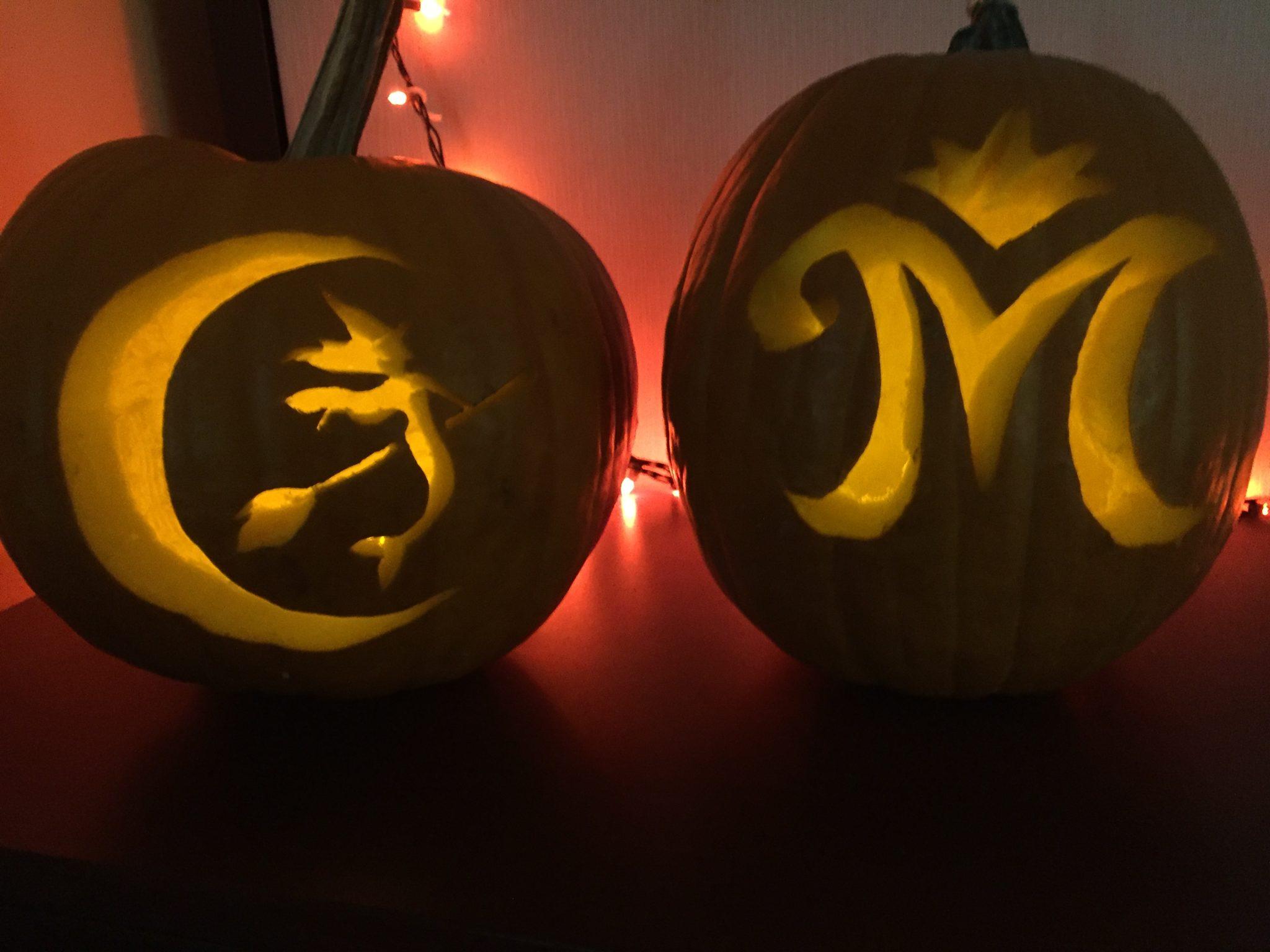 halloween pumpkin carving templates | finfriends