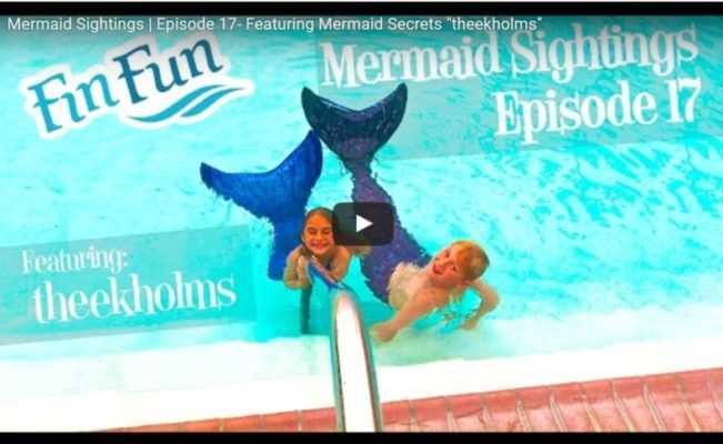 Mermaid Tail Videos