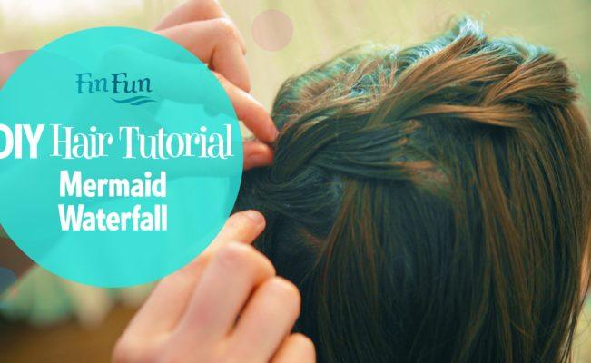 Mermaid Hairstyle Tutorial Videos