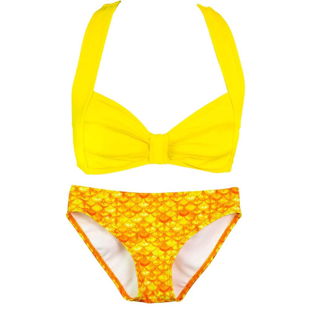 tropical-sunrise-clamshell-bikini-set