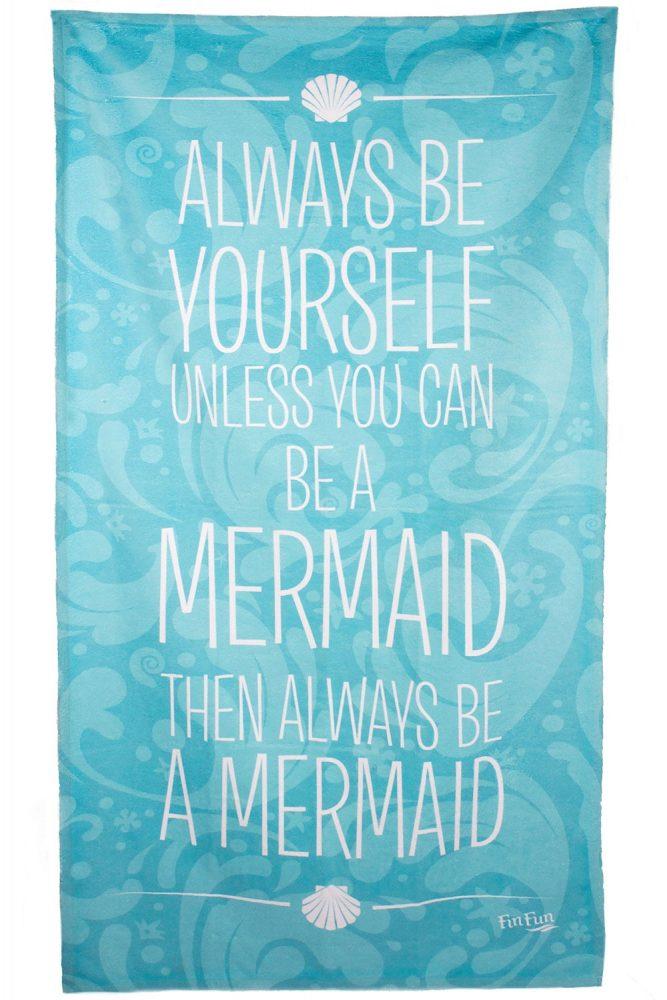 always-be-a-beach-mermaid-towel