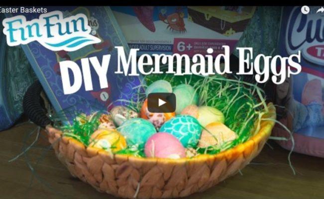 Mermaid Easter Eggs How To Video