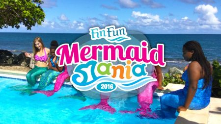 Mermaid Mania 2016