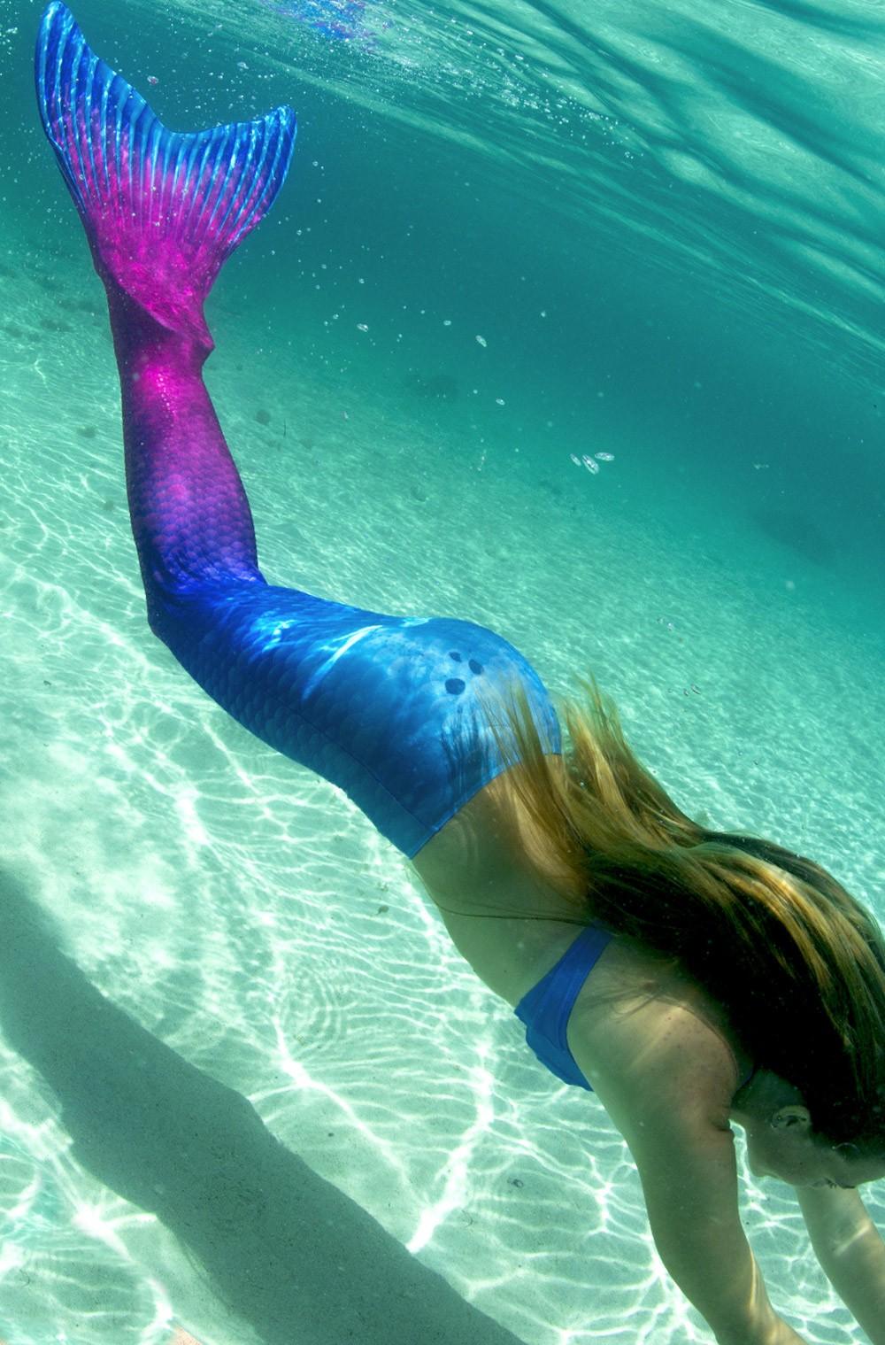 Maui Splash Mermaid Tail (Limited Edition) | FinFriends  Maui Splash Mer...