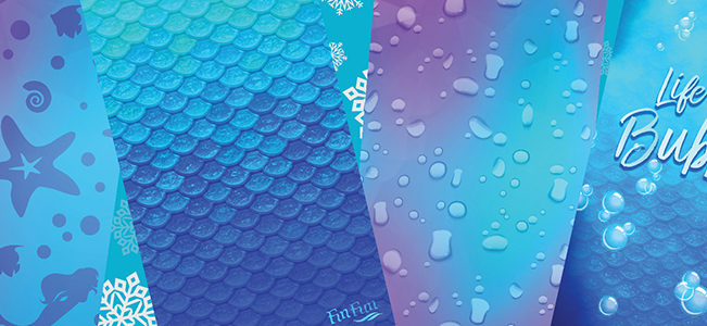 New Fin Fun Winter Phone Wallpapers