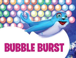 Bubble Burst Game