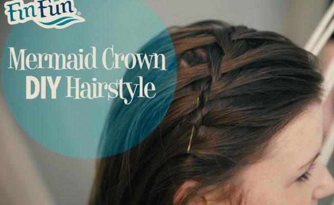 Mermaid Crown Braid