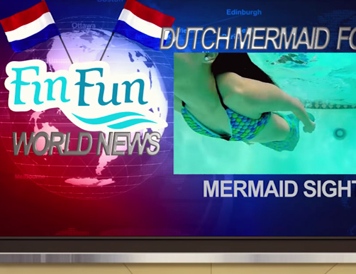 Fin Fun Mermaid Sightings | Episode 12 | Featuring: Meisje Djamila