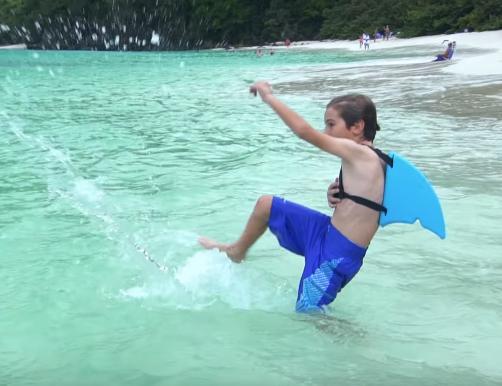 NEW Shark Fin | Fin Fun