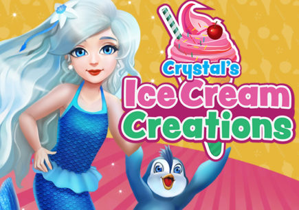 Crystal's Ice Cream Creations