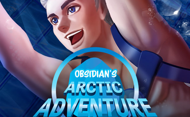 Obsidian's Arctic Adventure