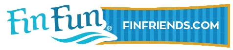 Fin Fun FinFriends Logo