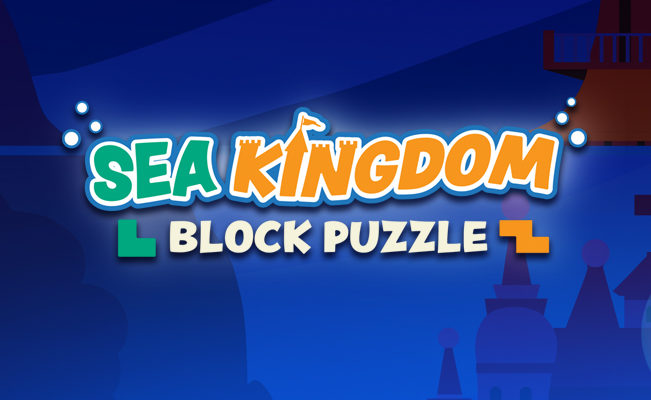 Sea Kingdom Block Puzzle
