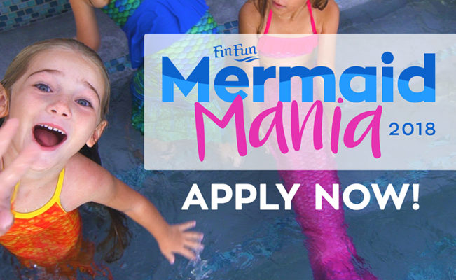 Mermaid Mania 2018 | Apply to Be a Fin Fun Mermaid Ambassador
