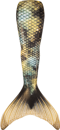 Nebula Limited Edition Mermaid Tail Finfriends