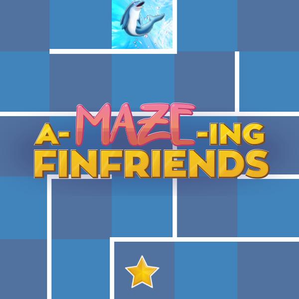A-MAZE-ing FinFriends