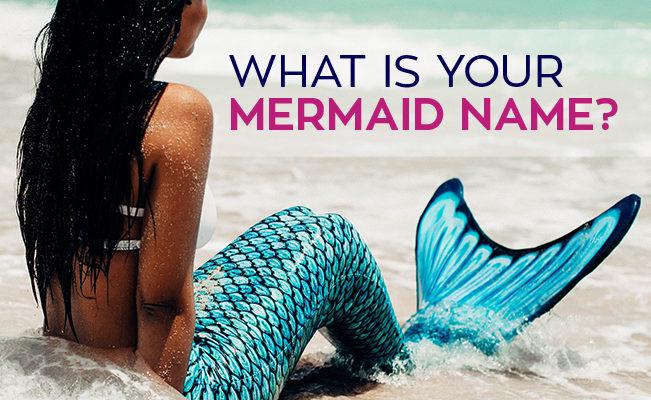 Mermaid Name Generator