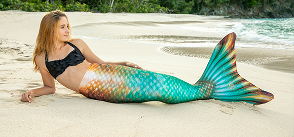 New Mermaid Tail?!