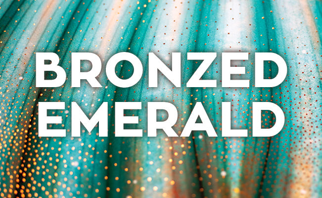 Bronzed Emerald Limited Edition Tail