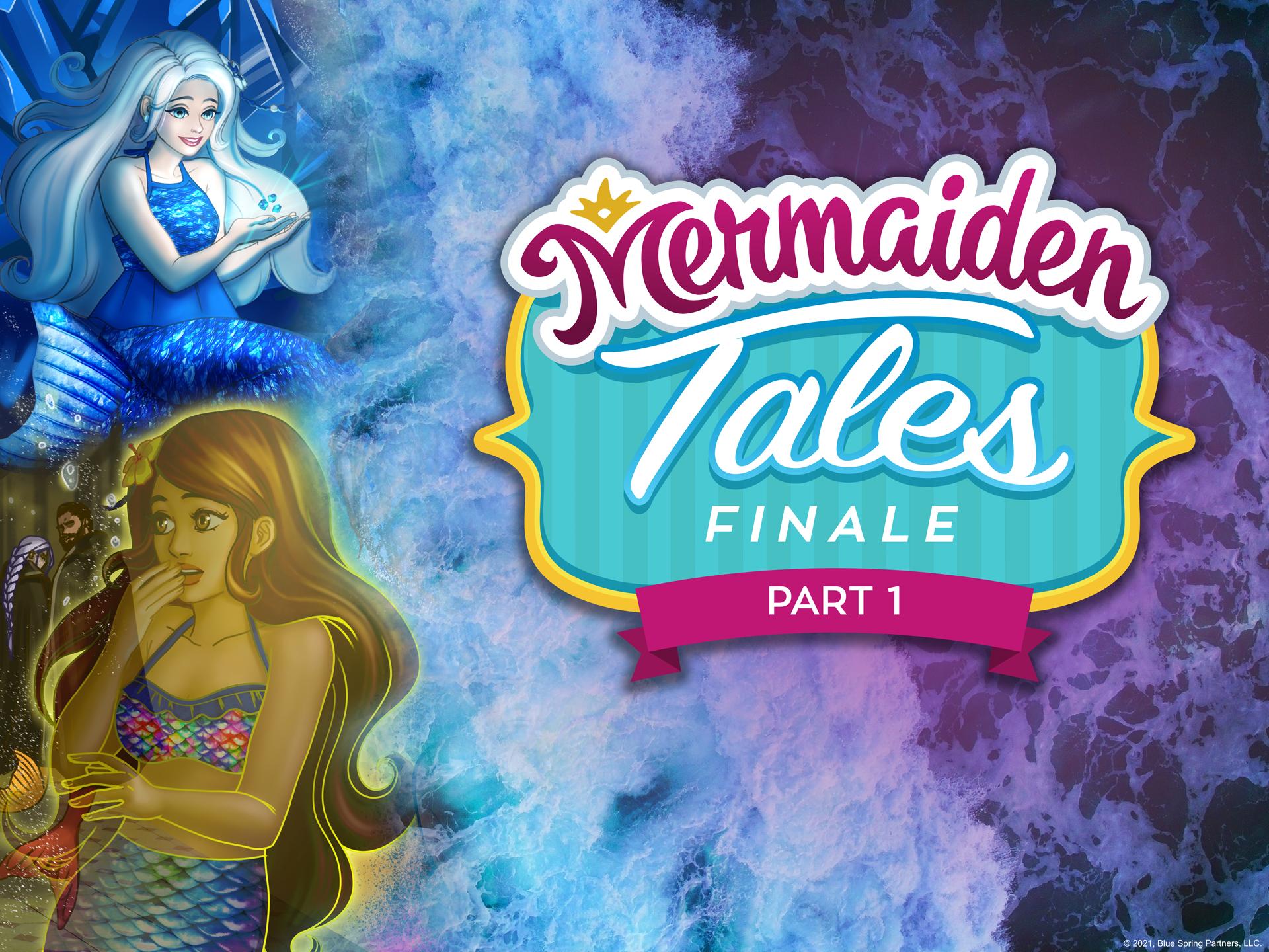 mermaiden crystal and mermaiden serena in the mermaiden tales finale